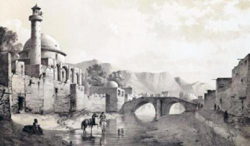 توصیف سفیر جمهوری ونیز از میدان تاریخی صاحب آباد تبریز در قرن پانزدهم
