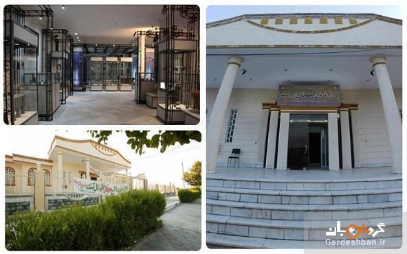 موزه باستان شناسی جیرفت، عکس