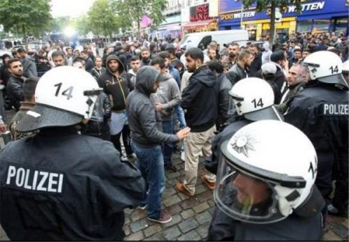 آشوب و درگیری در اعتراضات گسترده روز کارگر در کشورهای مختلف اروپایی
