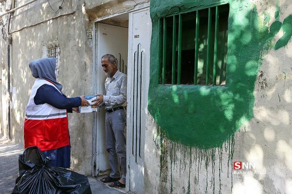 توزیع 500 هزار ماسک از سوی داوطلبان مدیریت بحران