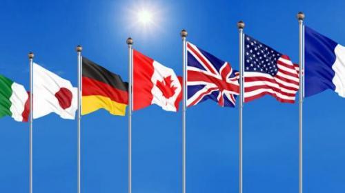 استقبال وزیران خارجه گروه هفت از مذاکرات وین