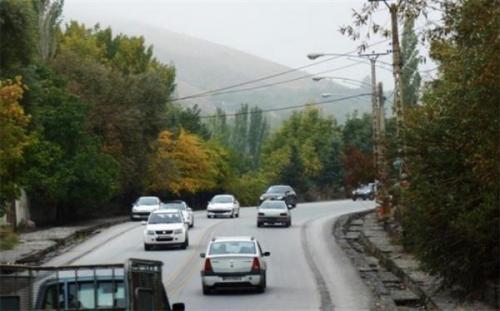 کاهش 24، 6 درصدی تردد در محورهای برون شهری