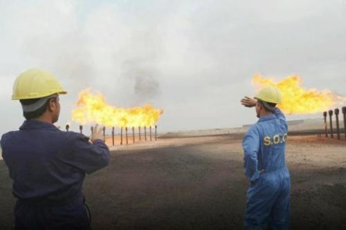 کوشش امارات برای فروش گاز کردستان عراق