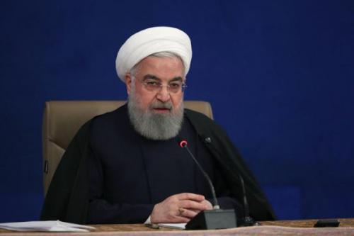 روحانی: به مذاکرات در وین تا توافق نهایی ادامه می دهیم