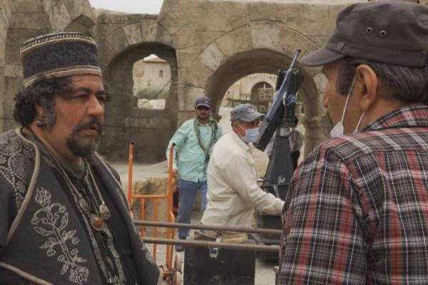 آخرین اخبار و تصاویر از سریال سلمان فارسی