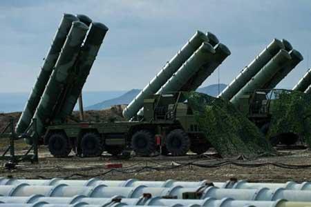 روسیه آمادگی سامانه های اس400 مستقر در کریمه را محک زد