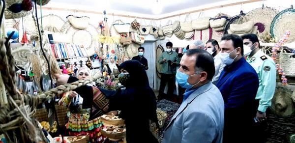 رشد پیوسته صادرات صنایع دستی در دولت تدبیر و امید